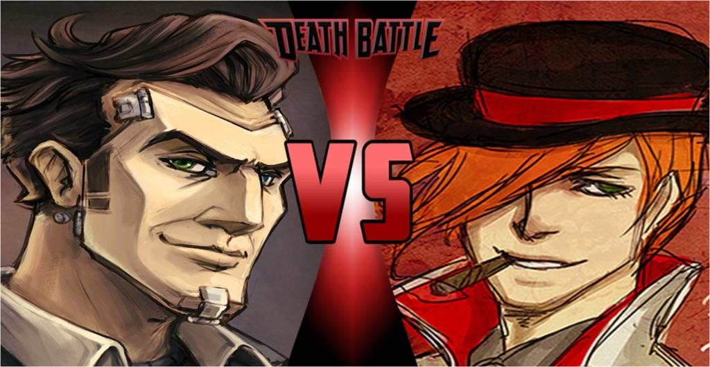 Roman Torchwick Vs Handsome Jack Death Battle Fanon Wiki