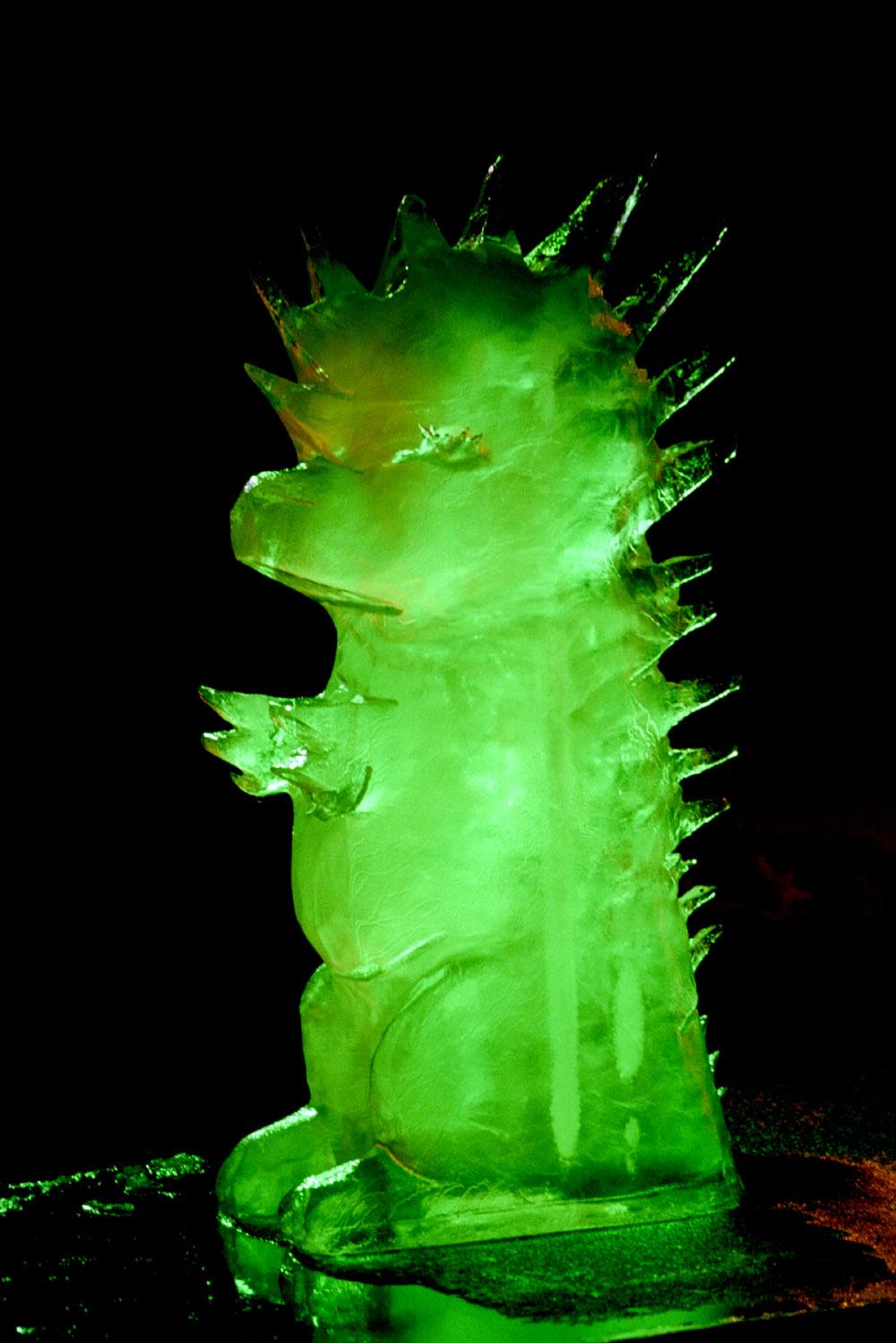 Ice Cube II - Green Dragon