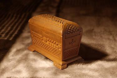 Box of Memories by captsolo