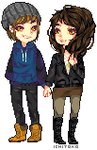 Zever and Eunie