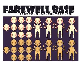 Farewell Base by Ichitoko