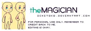 Magician Base by Ichitoko