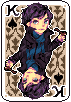 Sherlock Playing Card by Ichitoko