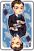 Mycroft Playing Card by Ichitoko