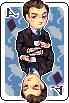 Mycroft Playing Card by Ichitoko