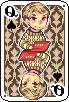 John Playing Card by Ichitoko