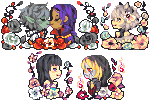 Wreath Icons by Ichitoko