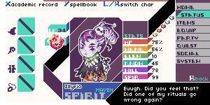 [Character Status] Spirit Mage by Ichitoko