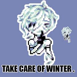 Take Care of Antarc by Ichitoko