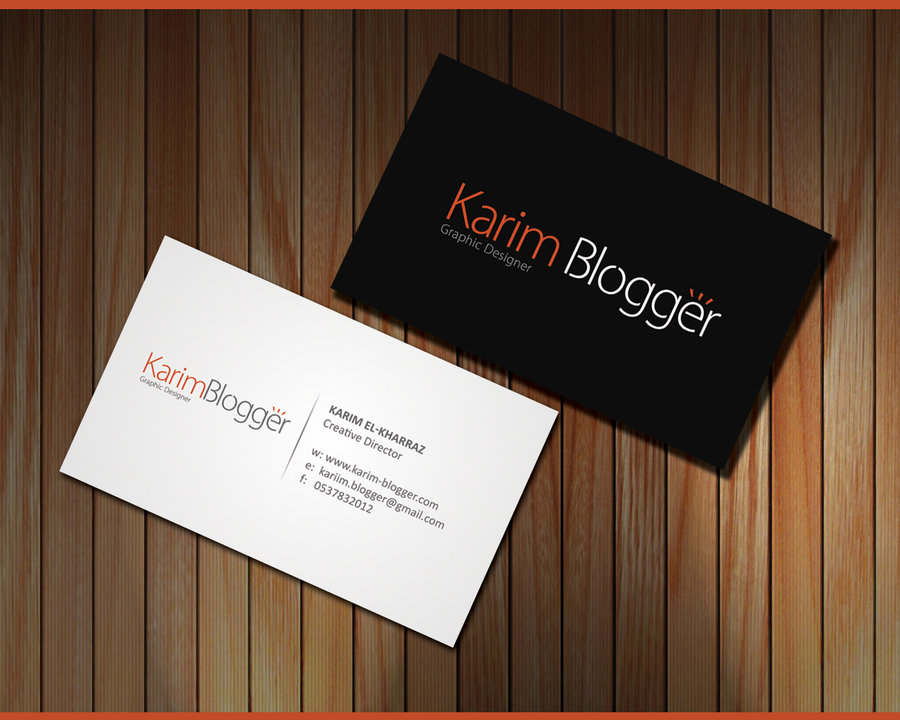 Business Card Mock up by karimmove on DeviantArt