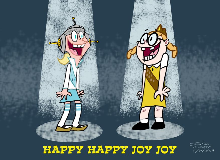 joy happy: