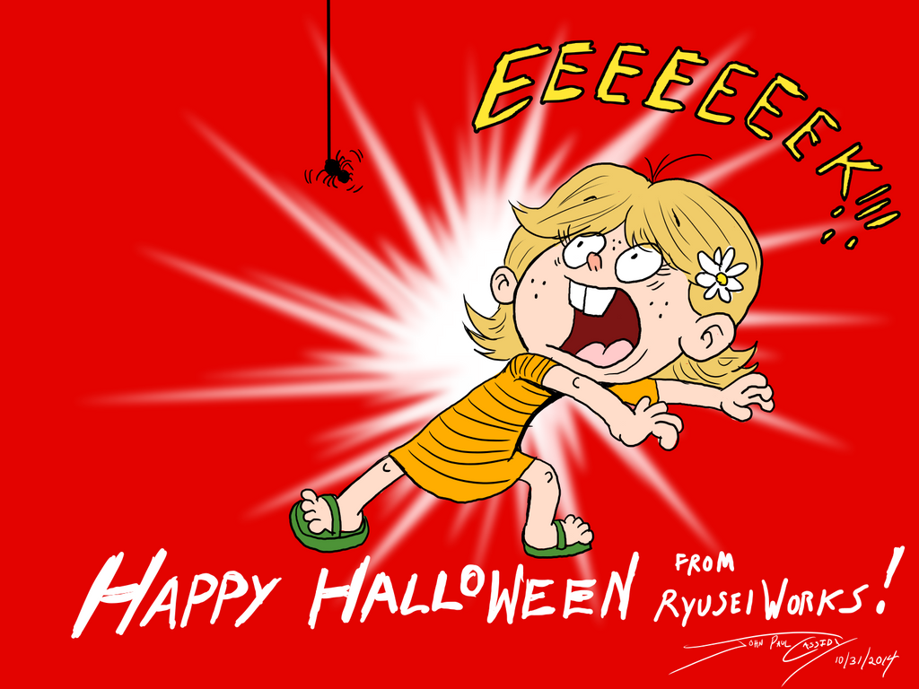 Halloween - 20141031 by ryuuseipro