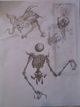Random Creature Concepts