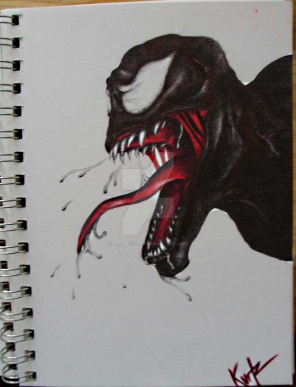 Venom by GrizzlyKurtz