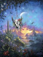 Arizona Dream Vision by Stillwagon