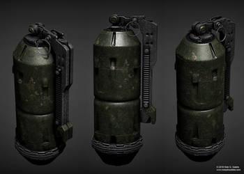 Offensive Hand Grenade Concept Version 2