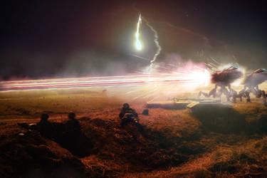 Assault Battle Mech Project LYKOS