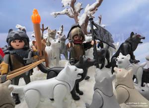Playmobil Wolf Clan