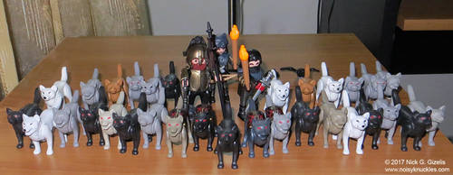 Playmobil Wolf Clan