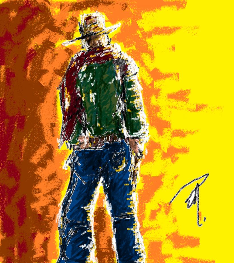 Cowboy8 by Shinnok999