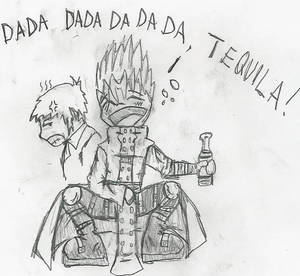 Vash Tequila song