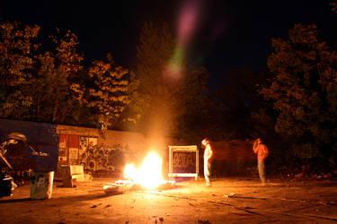 bonfire by andtasmo
