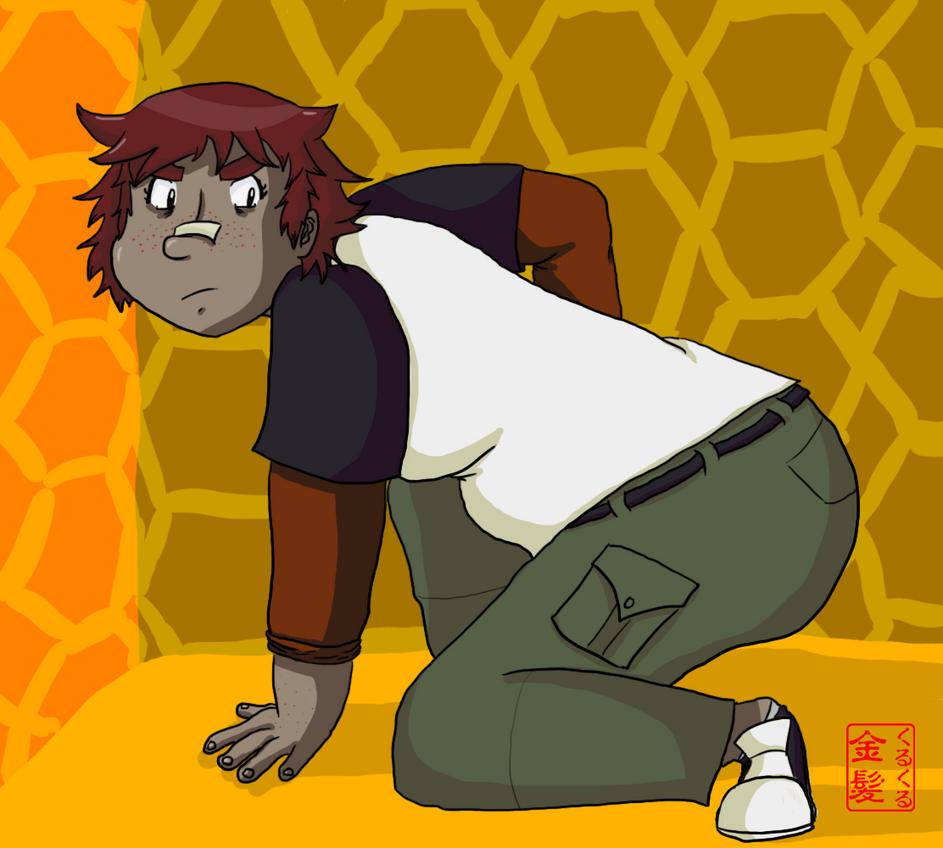 Mizuki Infiltrates the Honeycomb by JinjoJess