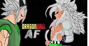 Xicor and Goku ssj5