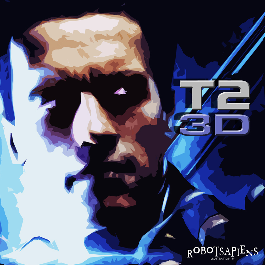 Terminator by RobotSapiens
