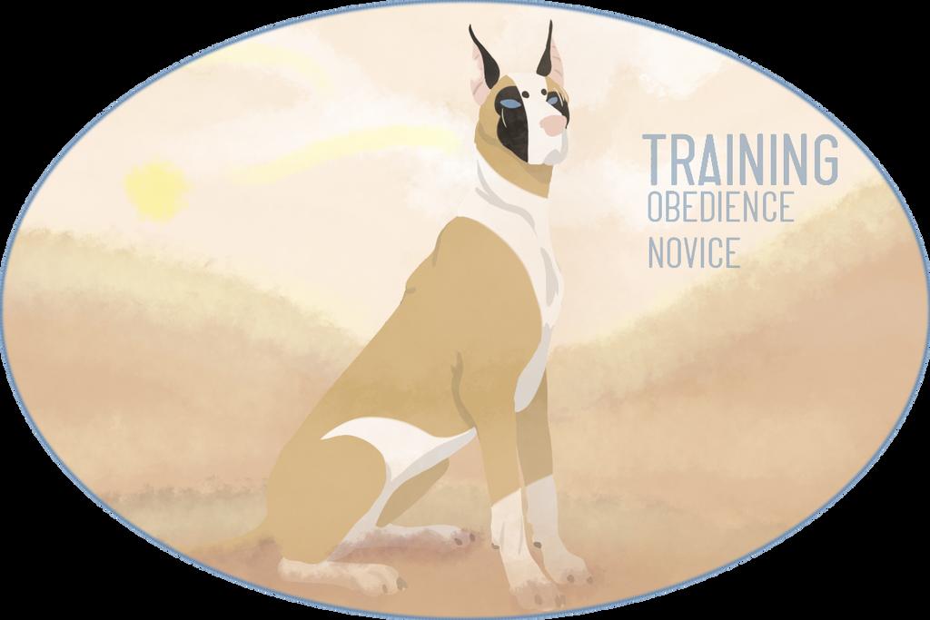 .:TA:.   Elisabeth   Training - Obedience by KiteProduction