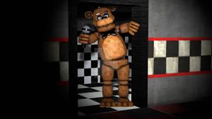 Bathroom Freddy