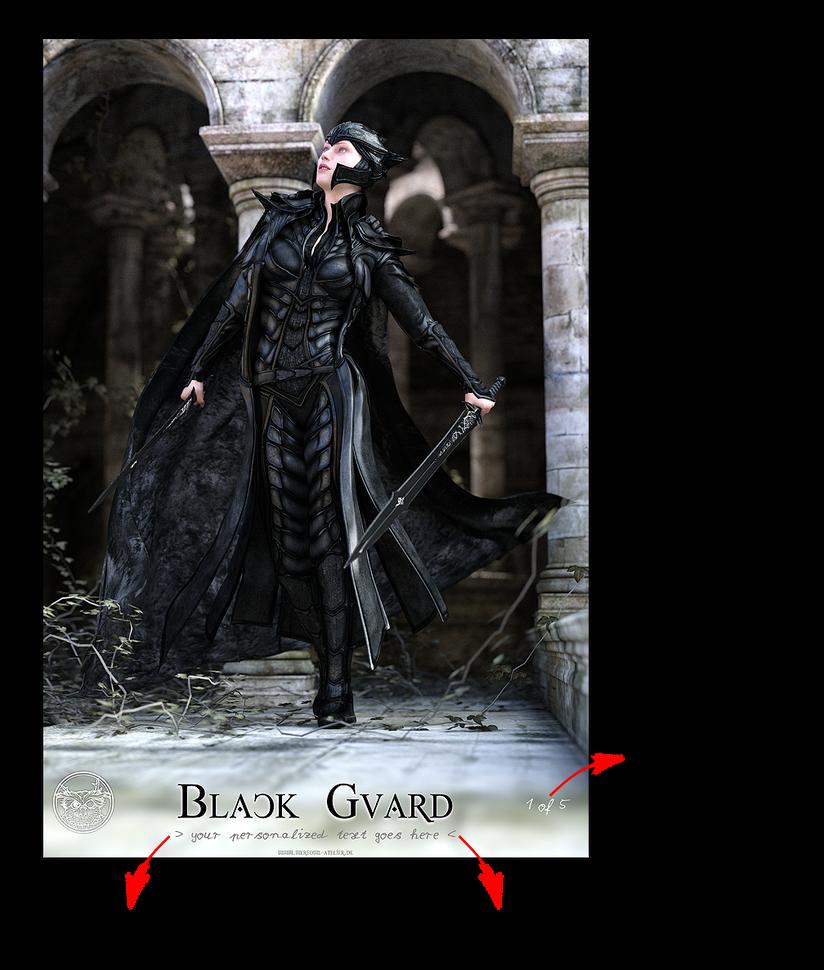 P BlackGuard previewDA by Aarki