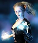 Magic Lights by Aarki