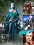 Lady of Mists released! by Aarki