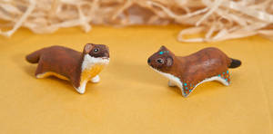 Weasel totems