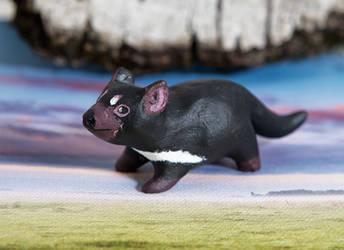 Cute Tasmanian devil :) by lifedancecreations