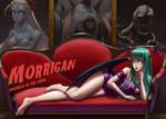 Morrigan commission by JBMDoolio