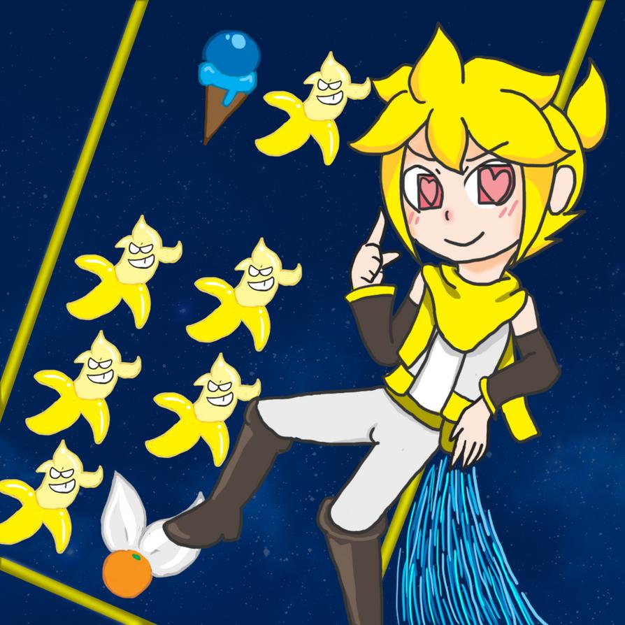 Puzzle Master Len by powerhiei