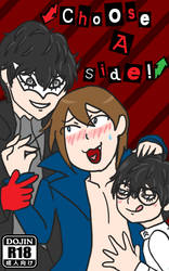 Choose a side cover by powerhiei