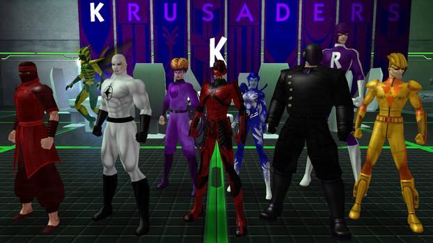 Original Krusaders in Base