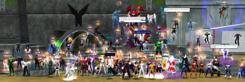 Group Photo from Arcanaville's The Immortal Game