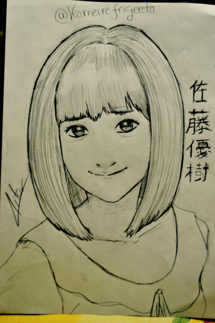 Sato Masaki by AitorBernkastel