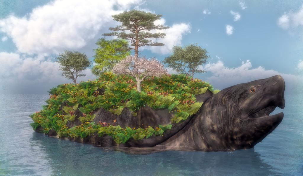 The Birth Of The World by ClovisLuik