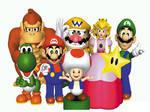 Mario Party main group