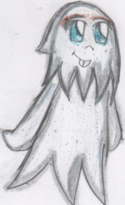 Ghost Timmy by YuiHarunaShinozaki