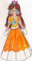 Classic Princess Daisy by YuiHarunaShinozaki