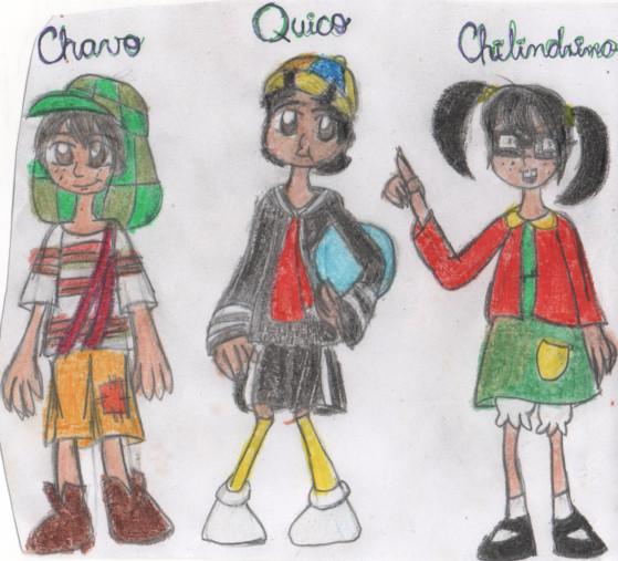 Chavo Animado Pintado Buscar Con Google Chavo Wallpaperzen Org