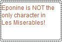 Les Miz-is not about Eponine
