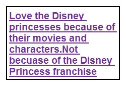 DisneyLove them for being them by YuiHarunaShinozaki