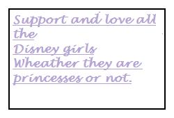 Love for all the Disney girls by YuiHarunaShinozaki